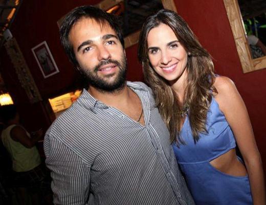 Bruno Dias e Natália Fusco