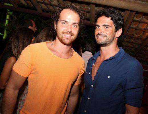 João Paulo Testa e Tiago Camilo