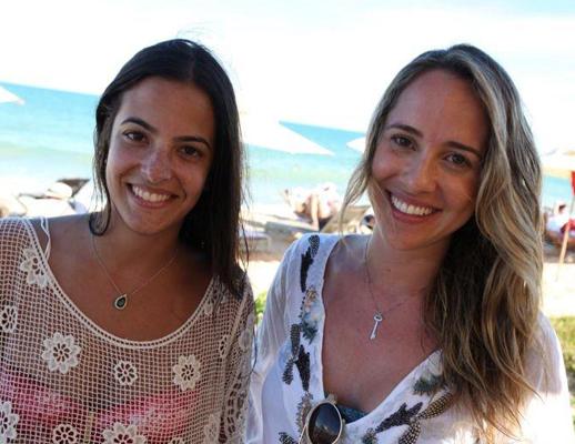 Patrícia Diniz e Fernanda Medeiros