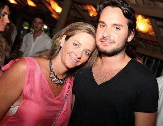 Piny Montoro e Ruly Vieira