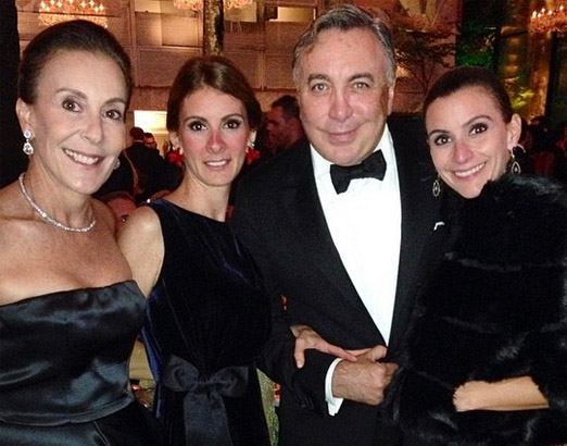 Sig Bergamin e as Auriemo - Angela, Marina e Ana