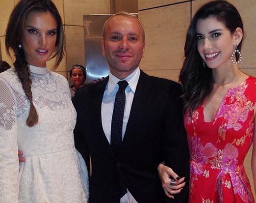 Alessandra, Matheus e Camila