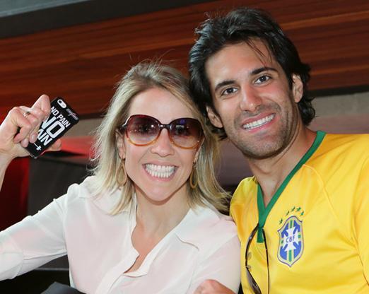 Anna e Rafael Buffara
