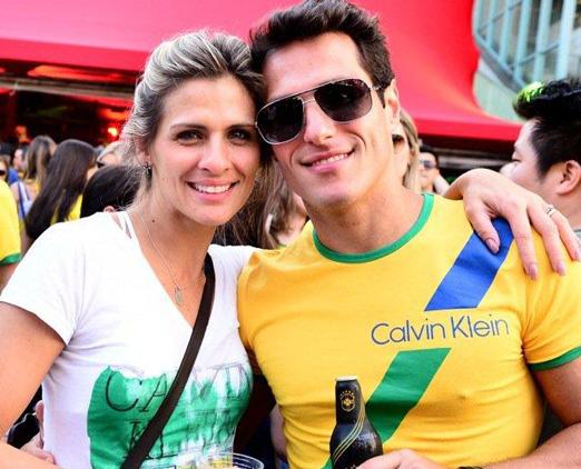 Arena Brahma - Carina Lima e Lucas Garcia