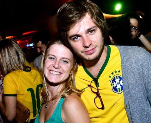 Arena Brahma - Julia Almeida e Guilherme Teixeira