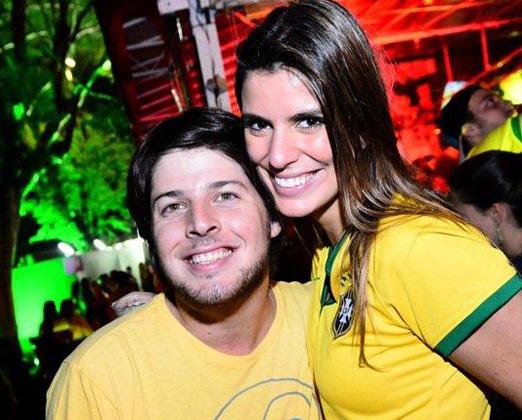 Arena Brahma - Lourenço de Almeida Braga e Débora Tonetti