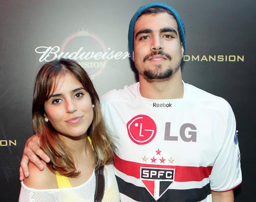 Camilla e Caio
