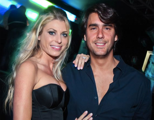 Caroline e Paulo