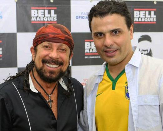 Casa Pelé do Futebol - Bell Marques e Fabio Fronterotta