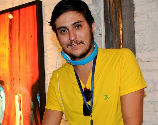 DJ Pedro Almeida