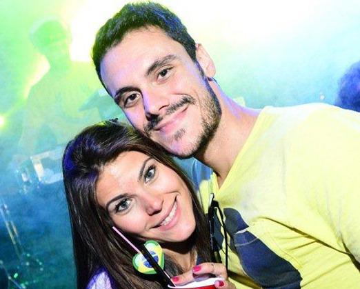 Fernanda Habib e Rafael Berardi