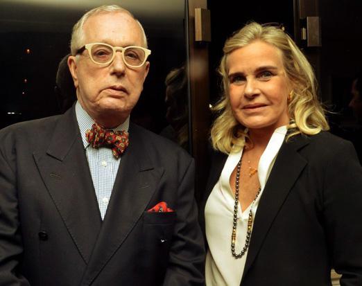 Julio Rego e Betsy Monteiro de Carvalho
