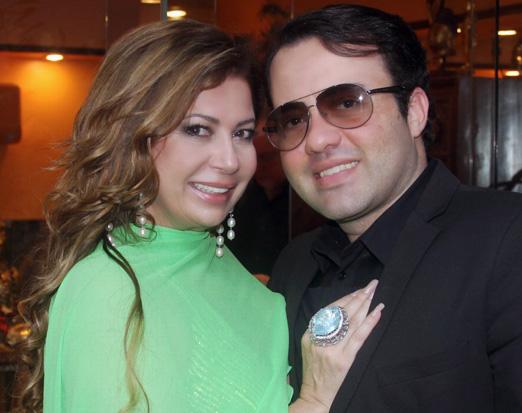 Kristhel Byancco e Arnaldo Gonçalves