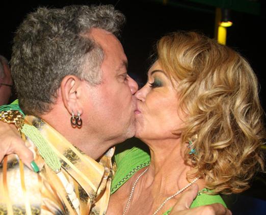 Milton Cunha e Beth Andrade