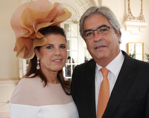Nolia e Carlos Palermo