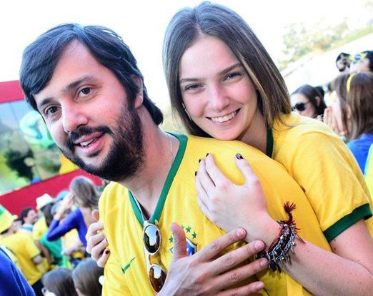 Rick Fleury e Alicia Ranieri