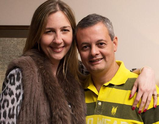 Sophia Galvão e Renato Braz