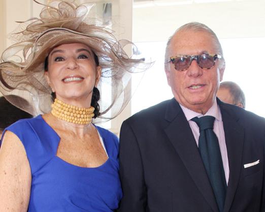 Tereza e Luiz Quatroni