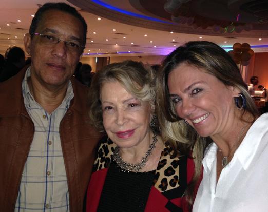 Amaro, Ilka e Márcia