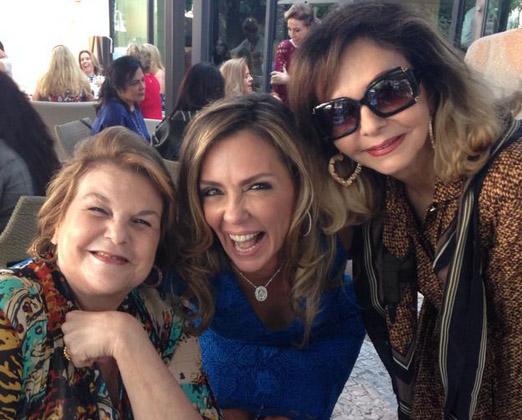 Anna, Márcia e Vera