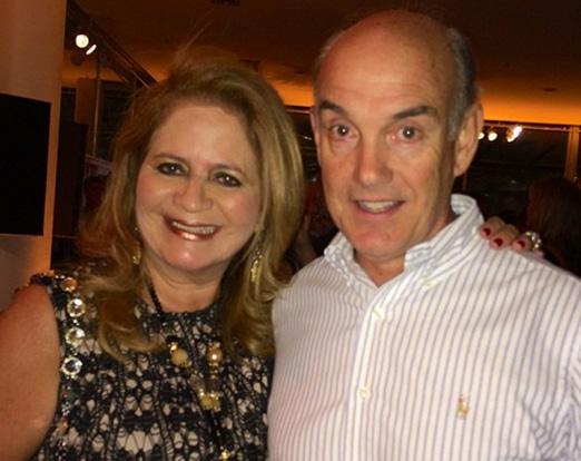 Renata e Paulo Fraga