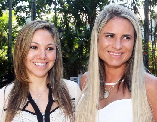 Alessandra e Ana Paula