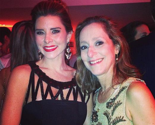 Bianca Marques e Ana Botafogo