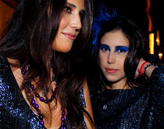 Lilly e Renata Sarti
