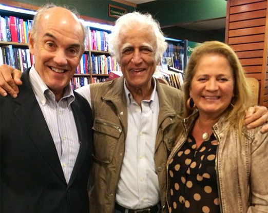 Paulo, Ziraldo e Renata