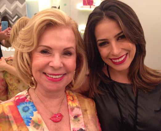Rachel e Fernanda