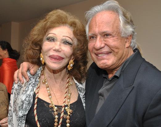 Angélique e Roberto Tulli