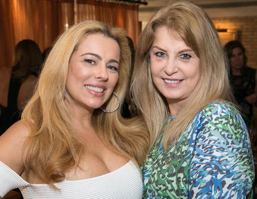Ariadne Coelho e Inez Costa