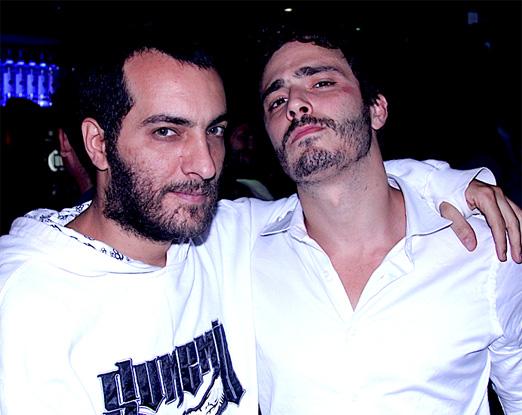 Cande Salles e Thiago Rodrigues