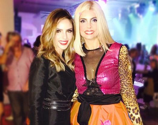 Carol e Rosangela