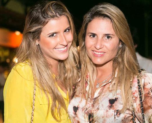 Dandynha e Ana Paula