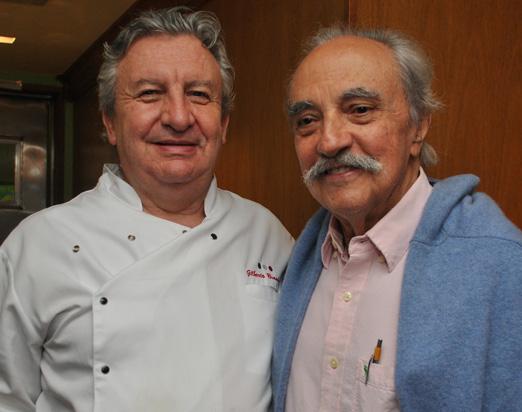 Gilberto e José Hugo
