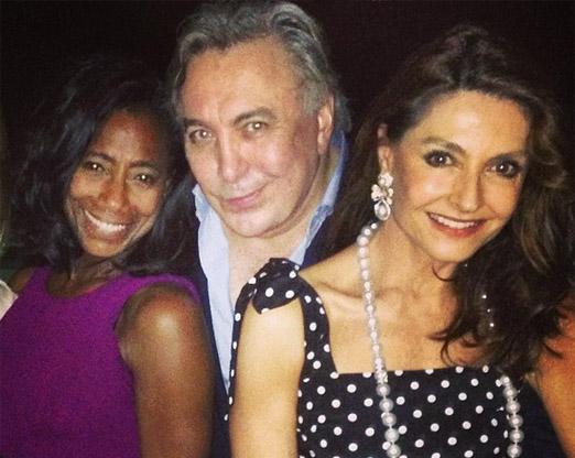 Glória, Sig e Ruthinha