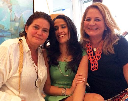 Isabela, Paula e Renata