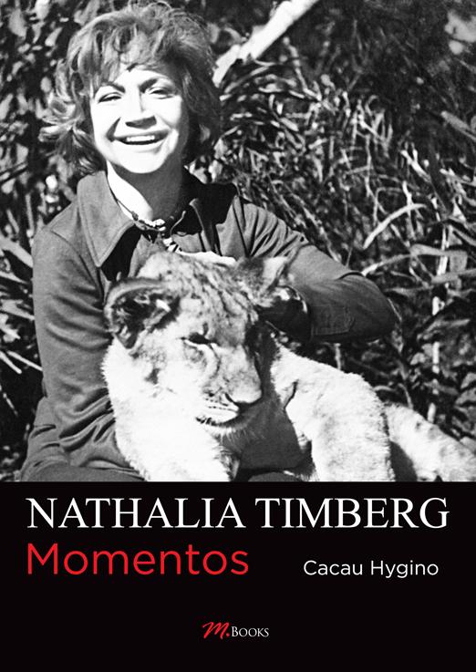 Livro de Nathalia Timberg