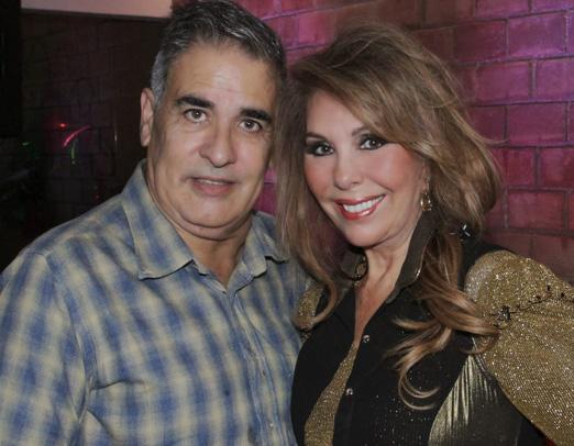 Luis Villarino e  Terezinha Sodre