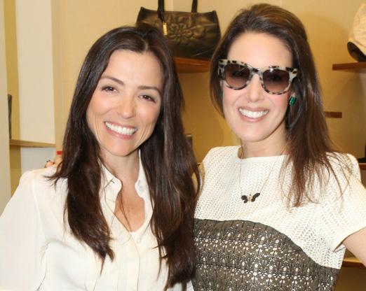 Silvia Pimenta e Renata Bonjean