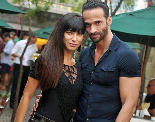 Bárbara Nogueira e Rodrigo Lacerda