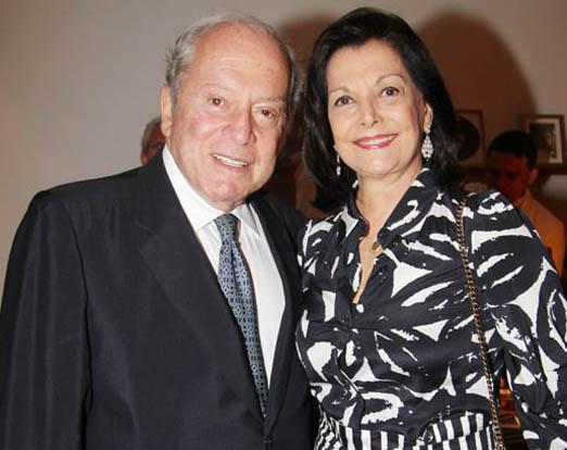 Márcio Dias e Sonia Romano