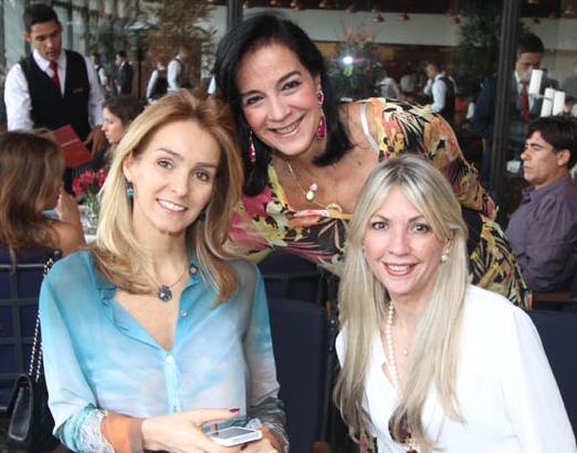 Kitty, Monica e Teresinha