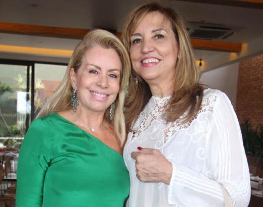 Marise Gollo e Sumaya Neves