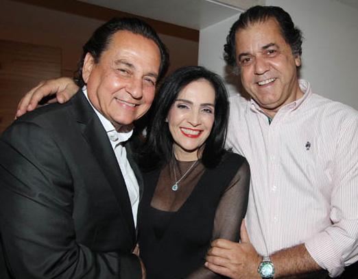 Nestor, Lili e Catito