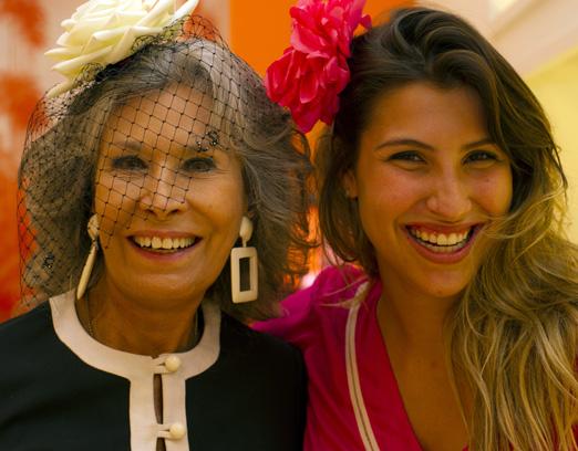 Gisella Amaral e Lara D'Avila