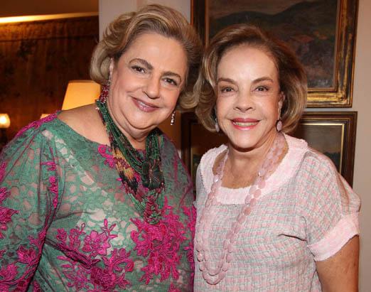 Cristina Aboim e Regina Rique