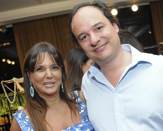 Jacque Shor e José Maria Ledesma