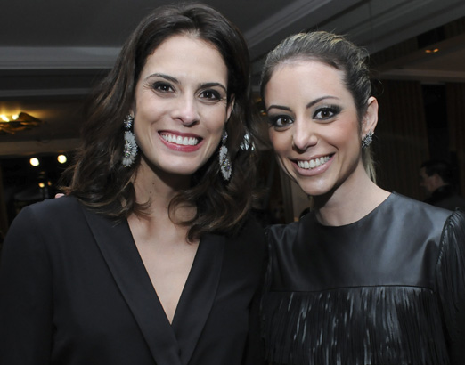 Renata Queiroz de Moraes e Andrea Veiga